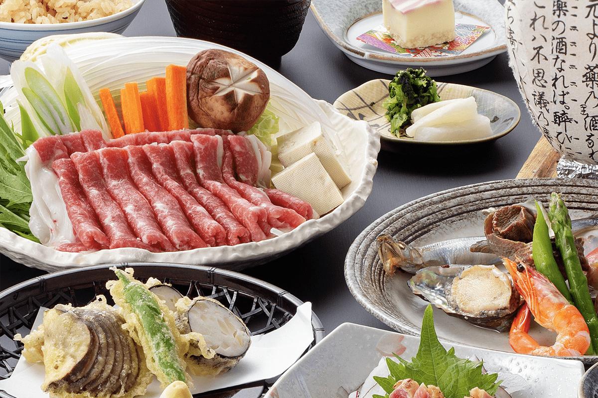 ピコラナイの食事の写真